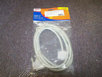 Apc Epp 1284 Parallel Printer Cable 10 Ft Db25 Male M-centronic 36 Male 37003-10