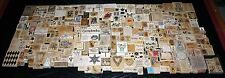 Huge Lot 470+ Rubber Stamps PSX Stampin Up Holidays Sets Cling ~ FREE SHIPPING!!