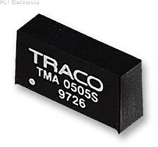 TRACOPOWER - TMA 1205D - CONVERTER, DC/DC, 1W, +/-5V/0.1A