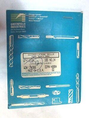 RDX8036 AlTiN Coating RedLine Tools Coolant Thru High Performance Drill 5.20MM 8+X Dia 2.2441 Flute Length 2 Flute