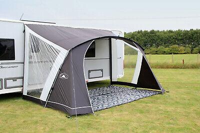 SunnCamp Swift Sun Canopy 390 Open Fronted Porch Caravan ...