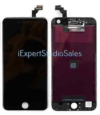 OEM Original iPhone 6 PLUS Black Digitizer LCD Screen Assembly Replacement