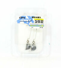 Owner JH-15 Jig Head Round System 1//8 oz Size 1//0 3342