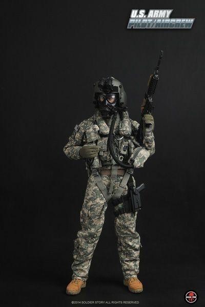hasta un 65% de descuento Soldier Story U.S. Army Piloto personal navegante SS087 1 1 1 6  gran venta