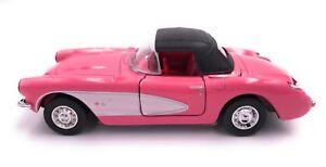 1957-Chevrolet-Corvette-maqueta-de-coche-auto-producto-con-licencia-1-34-1-39-colores-diferentes