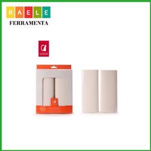 Umidificatore Evaporatore per Termosifone Calorifero Stufa in Ceramica Bianco