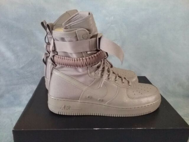 online retailer 3902a 1f598 Mens Nike Special Field SF AF1 QS Dust Grey 903270-001 Size 10.5