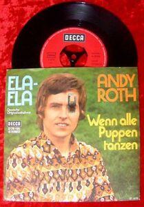 Single-Andy-Roth-Ela-Ela-dt-Originalaufnahme