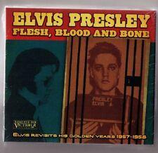 Elvis Presley 3 CD Set - Flesh, Blood And Bone - Digipack - NEU