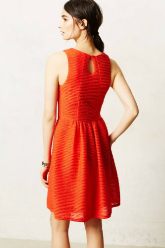 Navy Varies Sizes Details about  /NEW Anthropologie Textured Tank Dress by Bordeaux Red