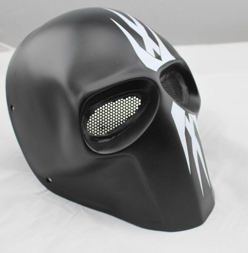 NEW Fiberglass Resin Mesh Eye Airsoft Paintball Full Face Predection Mask M426