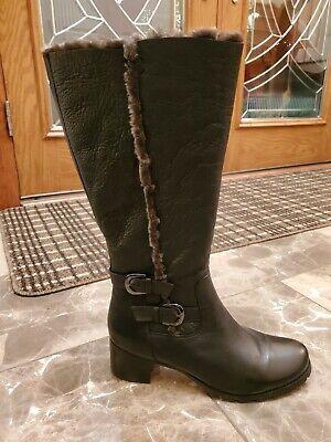 Blondo Women's Fatima Black Boots Size