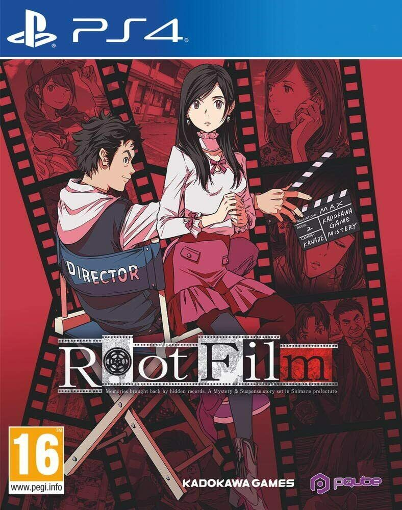 Root Film   PS4 PlayStation 4 New