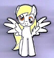 """Derpy Hooves- My Little Pony Enamel/Metal Pin- 2.5"""" Tall (MPPI-04)"""