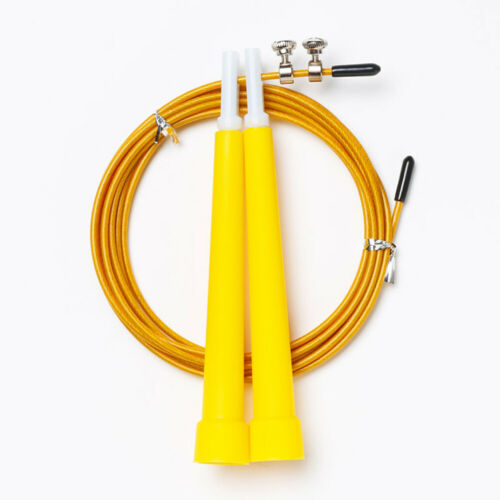 MMA Boxing Speed Cardio Gym Excercise Fitness Skipping Jump Rope 3M PVC Crossfit