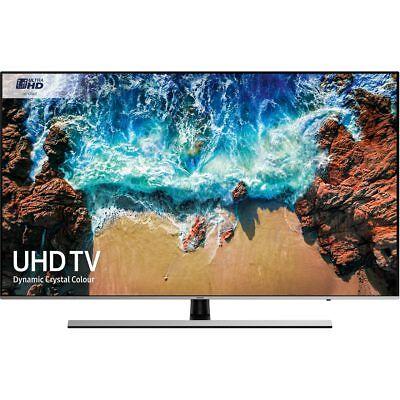 Samsung UE55NU8000 NU8000 55 Inch 4K Ultra HD Certified Smart LED TV 4 HDMI