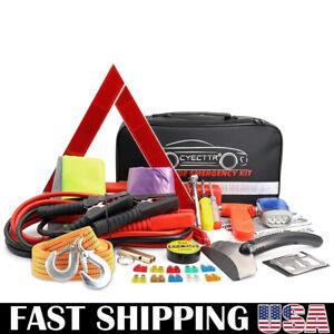 Car Roadside Emergency Kit Auto Vehicle Safety Road Side Assistance Kits