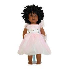 """ROSEBUD FAIRY Dolls Dress for 16-20"""" dolls"""