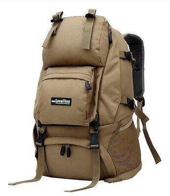 Men's Travel Climbing Sport Hiking Backpack Camping  RucksackBag Satchel Bag