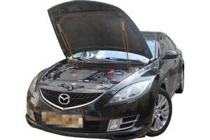 Ajuste-de-Mazda-6-II-2008-2012-Capo-Puntal-Amortiguador-Capo-Muelle-De-Gas-Kit-x2-soporta