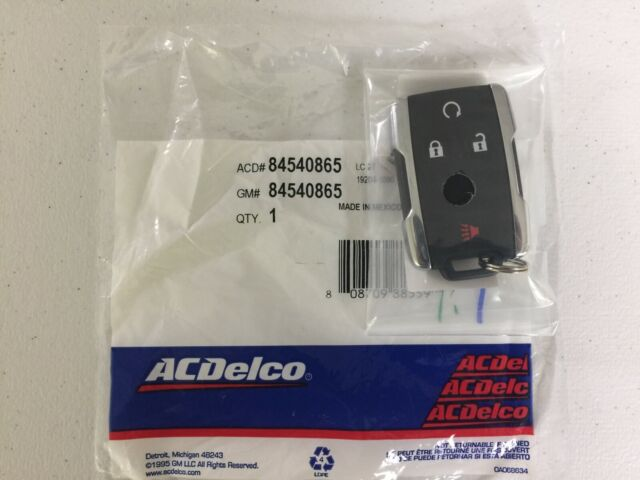 2 New W Factory Electronics Remote Key Keyless Chevy Silverado 2500 3500 Truck