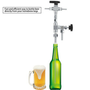 Stainless-Steel-Counter-Pressure-Beer-Bottle-Filler-Home-Brew-CO2-Beer-Brewing