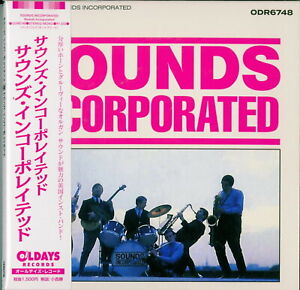 SOUNDS-INCORPORATED-S-T-JAPAN-MINI-LP-CD-BONUS-TRACK-C94