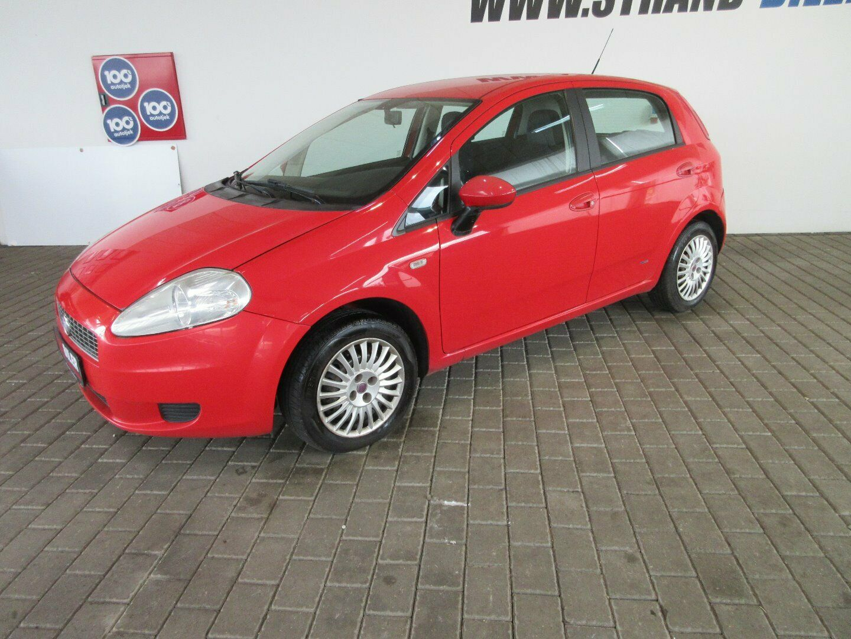 Fiat Grande Punto 1,3 JTD 75 Dynamic 5d - 17.900 kr.