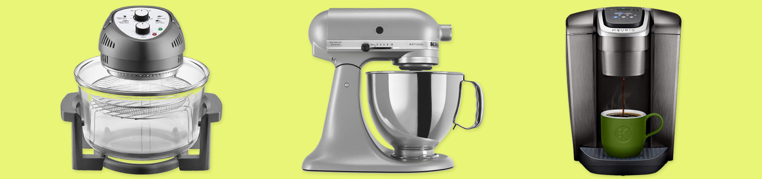 Up to 60% Off Appliances