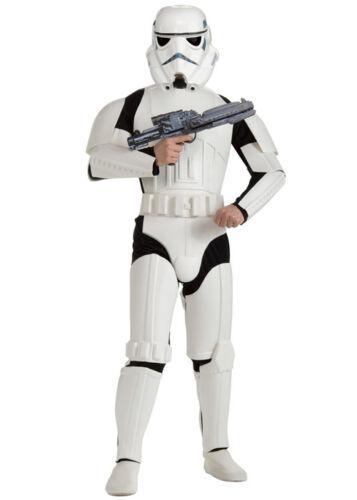 Mens Star Wars Deluxe Stormtrooper Costume