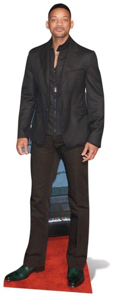 Will Smith Lebensechte Größe Pappfigur Aufsteller Aufstell Rapper Filmstar | Billiger als der Preis  | Attraktive Mode