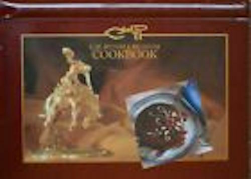 C.M. Charlie Russell Western Artist Art Museum Cookbook Recipes 1992 1st Edition