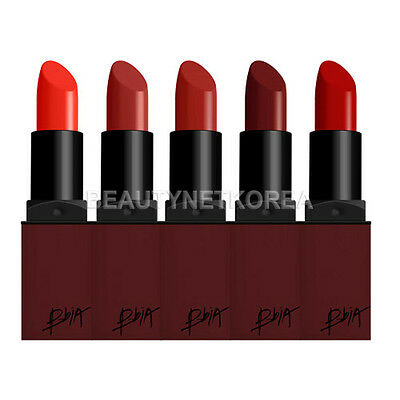 [BBIA] Last Lipstick [Velvet Matte] 3.5g 5 Color / Long wearing technology