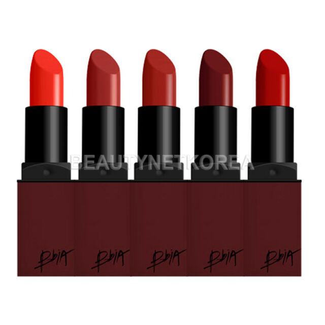 [BBIA] Last Lipstick [Velvet Matte] 3.5g 5 Color / Long wearing technology