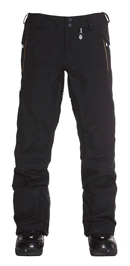Ski Trousers Snowboard Snowpants,Ladies,Volcom Game 101.4 oz  Gore- Tex ,SIZE S  fast delivery