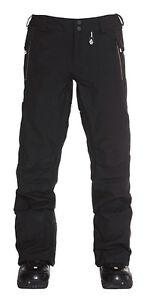 Ski-Trousers-Snowboard-Snowpants-Ladies-Volcom-Game-101-4-oz-Gore-Tex-SIZE-S