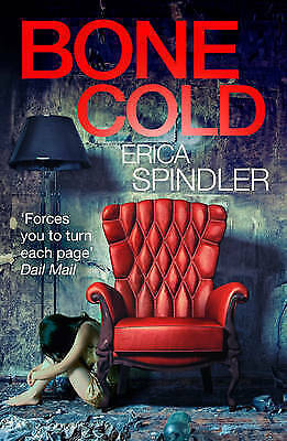1 of 1 - Bone Cold, Spindler, Erica, New Book