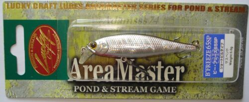 Lucky Craft Pointer B Freeze Short Bill 65 SP-78SP Japan Fishing Lure,Trout,Pike