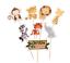 Safari-Jungle-Theme-Birthday-Children-Party-Decorations-Animal-Balloons-Kids-DYI thumbnail 13