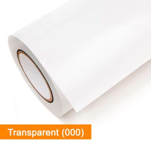 KlebefolieOracal 631-000 Transparent mattab 1 lfmgünstige Preise