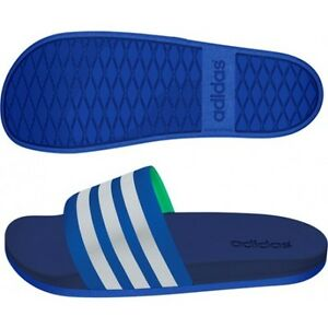 5279b027595ac Image is loading New-Adidas-ADILETTE-SC-Supercloud-Slides-Sandals-Blue-