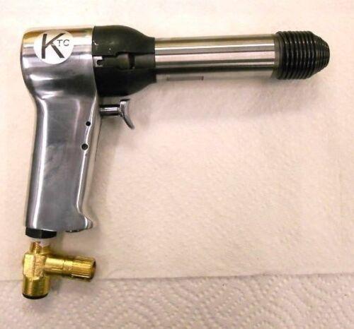 "Rivet Gun Rivet Hammer 4X with Feathering Trigger sets 1//4/"" Aluminum 3//16/"" Steel"