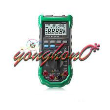 Ms8229 Digital Multimeter Light Sound Level Temperature Humidity Meter Mastech