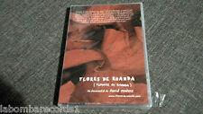 DVD FLORES DE RUANDA - DAVID MUÑOZ - FLOWERS OF RWANDA - PRECINTADA - 2008
