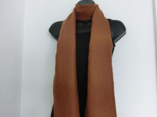 l/'hijab Scialle Moda Donna Maxi Grande Maxi Long Wide Plain viscosa sciarpa Avvolgere