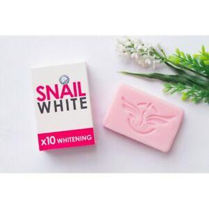 Gluta-Snail-White-Glutathion-x-10-whitening-Beauty-Skin-Soap-70g