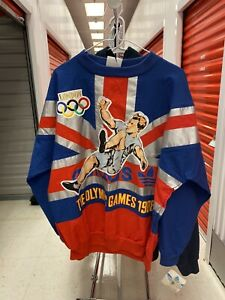 Retro Throwback Canada Eighties Hoodie Logo Soccer 1980/'s