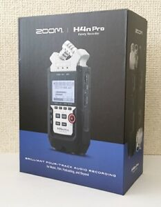 NEW-ZOOM-H4nPro-Handy-Portable-Recorder-Digital-Audio-Linear-PCM-H4n-from-JAPAN