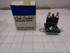 Genuine OEM 3 Pole Plunger Switch Cub Cadet//MTD 5252 5254E L 6284 LTX 1040 1045
