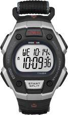 Timex T5K826, Men's Ironman 30-Lap Wrapstrap Watch, Alarm, Indiglo, T5K8269J